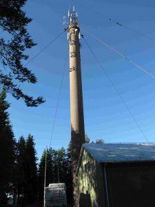 Teracoms antenntorn